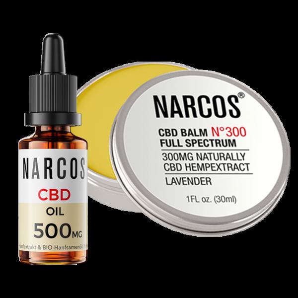 Narcos® CBD BUNDLE
